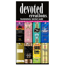 Devoted Creations Packet Display