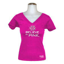 Believe in Pink T-Shirt