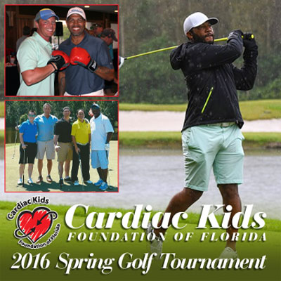 Cardiac Kids Foundation of Florida - Fundraising Golf Tournament