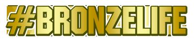 #BronzeLife Logo