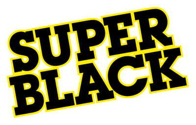 Super Black Logo