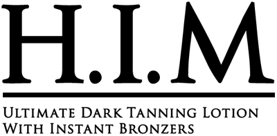 H.I.M. Bronzer Logo