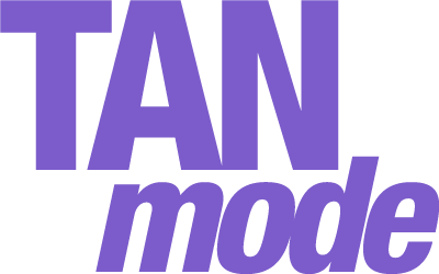 Tan Mode Logo