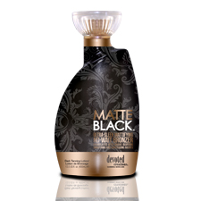 Matte Black - Indoor Tanning Lotion