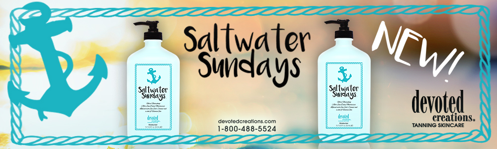 Saltwater Sundays by Devoted Creations